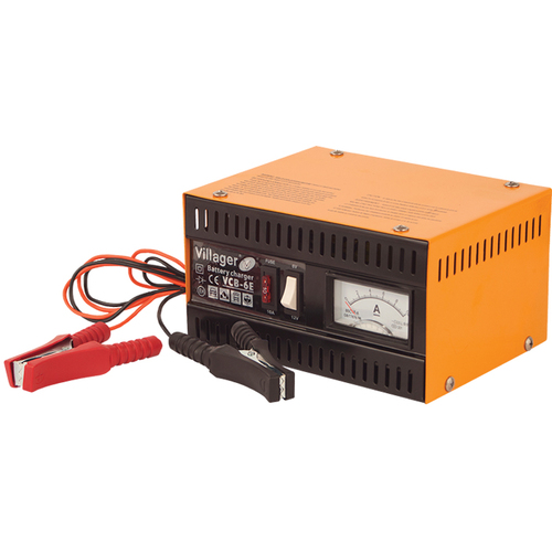 VILLAGER VCB 6E 6/12V punjač za akumulator