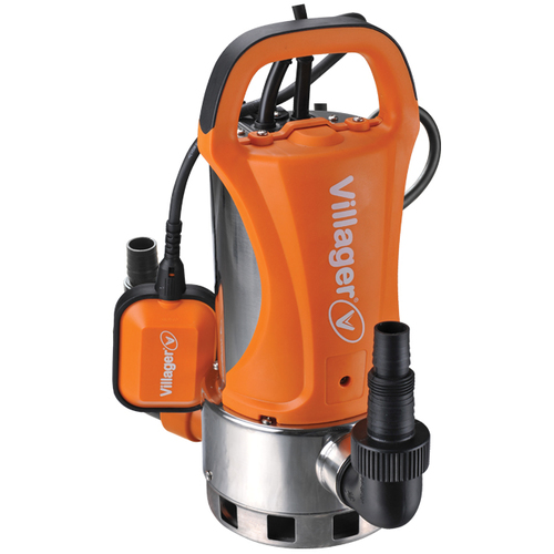 VILLAGER VSP 18000 INOX potapajuća pumpa za prljavu vodu