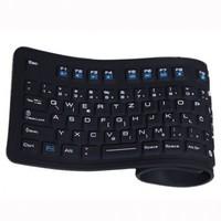 MS INDUSTRIAL FLEX - Silikonska vodootporna fleksibilna tastatura