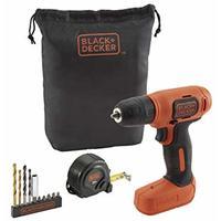 BLACK&DECKER BDCD 8 GPA akumulatorska bušilica set