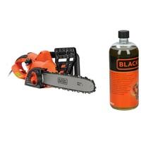 BLACK&DECKER CS 2040 lančana testera + ulje za lanac