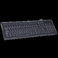 MS INDUSTRIAL KB-ALPHA - Žičnna tastatura