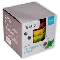TEXELL TCB S210 set keramičkih činija 3/1