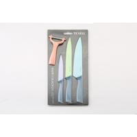 TEXELL TNT S238 set noževa 3/1