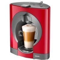 KRUPS KP 1105 dolce gusto oblo crveni aparat za kafu