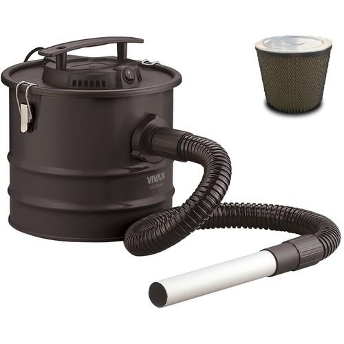 VIVAX HOME AC 601 B + HF 100 rezervni filter usisivač za pepeo