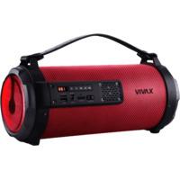 VIVAX VOX BS 101 bluetooth zvučnik crveni