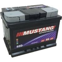 MUSTANG SCD 12V 55AH D+