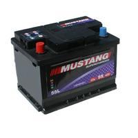 MUSTANG SCD 12V 55AH L+