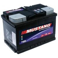 MUSTANG SCD 12V 75AH D+