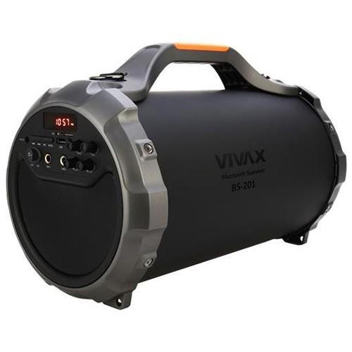 VIVAX VOX BS 201 bluetooth zvučnik crni