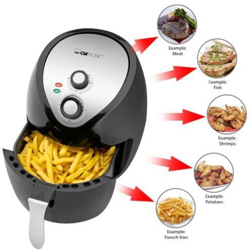 CLATRONIC FR3699 friteza dry fry
