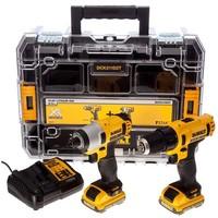 DeWalt DCK211D2T - Set aku alata