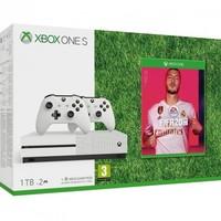 XBOX ONE S 1TB + Xbox One controller x2 kom + FIFA20